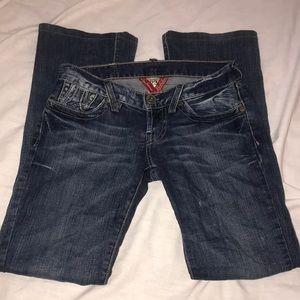 Lucky brand meggie Elwood jean